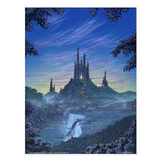 3つの王国 ポストカード