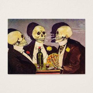 3つの骨組 名刺