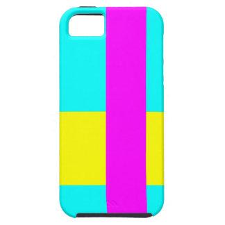 3カラーパレットの組合せ-調和した組合せ iPhone SE/5/5s ケース