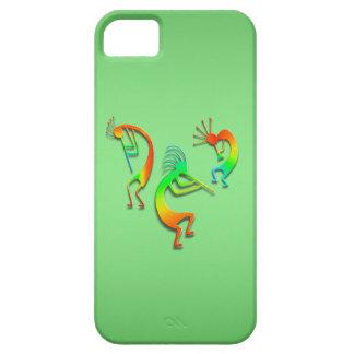 3ココペリ#110 iPhone SE/5/5s ケース