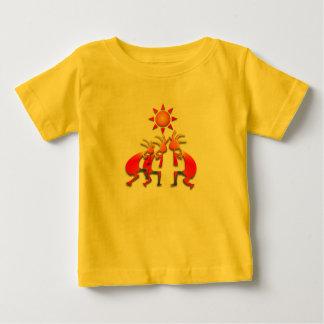 3ココペリ#47 ベビーTシャツ