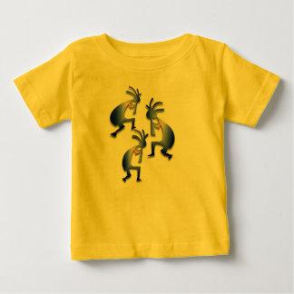 3ココペリ#8 ベビーTシャツ