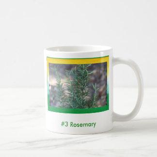 #3ローズマリーのマグ コーヒーマグカップ
