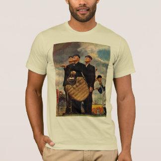 3人のアンパイヤ Tシャツ