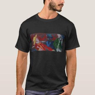 3人のミュージシャン Tシャツ