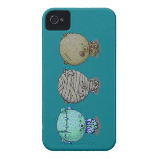 3人の小さいモンスター Case-Mate iPhone 4 ケース