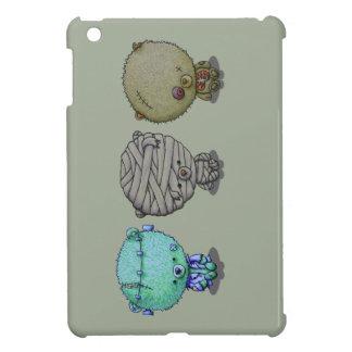 3人の小さいモンスター iPad MINIカバー