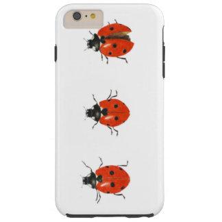 3匹のてんとう虫2013年 TOUGH iPhone 6 PLUS ケース