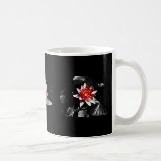 3匹のスイレン コーヒーマグカップ