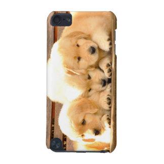 3匹の子犬のipod touchの場合 iPod touch 5G ケース