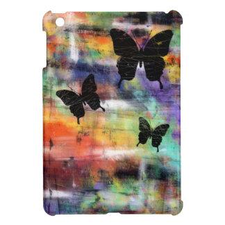 3匹の蝶 iPad MINIケース