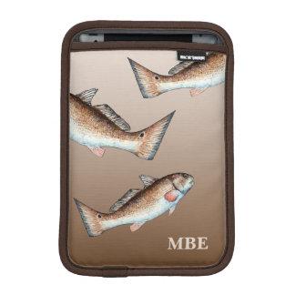 3匹のRedfishの水泳のiPad Miniケース iPad Miniスリーブ