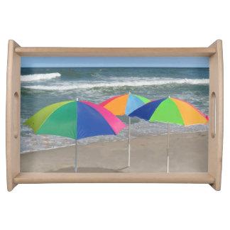 3本の傘のトレイ トレー
