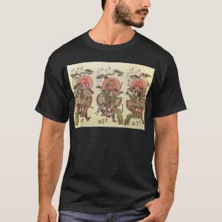 3武士 Tシャツ