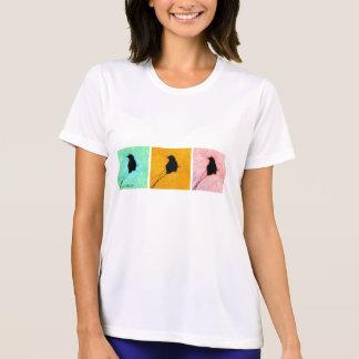 3羽のカラス Tシャツ