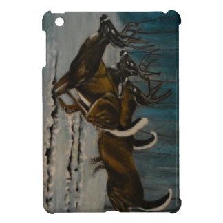 3頭のシカ iPad MINI カバー