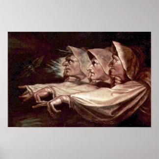 3魔法使いの英国-風変わりな姉妹かT ポスター