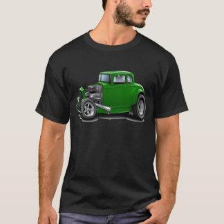 30年代は緑車を改造しました Tシャツ