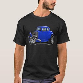 30年代は青い車を改造しました Tシャツ