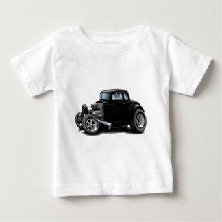 30年代は黒い車を改造しました ベビーTシャツ