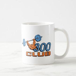 300クラブ コーヒーマグカップ