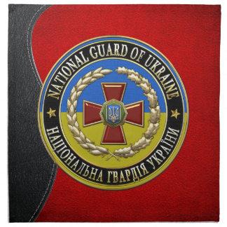 [300]ウクライナの国家警備隊[特集号] ナプキンクロス