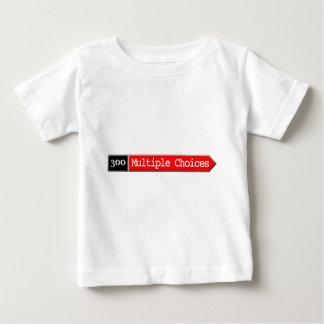 300 -多項選択 ベビーTシャツ