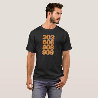 303 606 808 909 Tシャツ