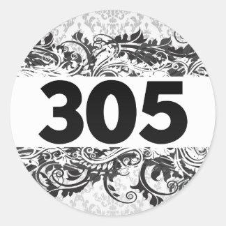 305 ラウンドシール