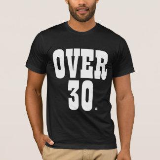 30 x2に tシャツ
