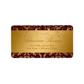 311金神チョコレート ラベル