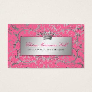 311銀は|の甘美なピンクを占います 名刺