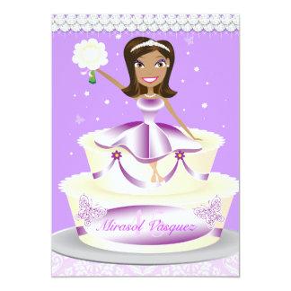 311 Misのマルメロの女王の紫色 カード