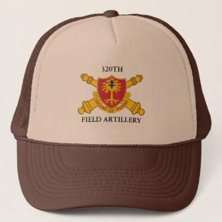 320TH野戦砲兵の帽子 キャップ