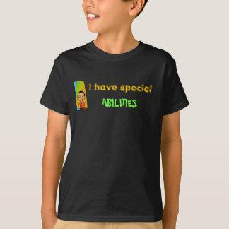 3246678、私にスペシャル、能力があります Tシャツ