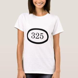 325のパラシュートの歩兵 Tシャツ