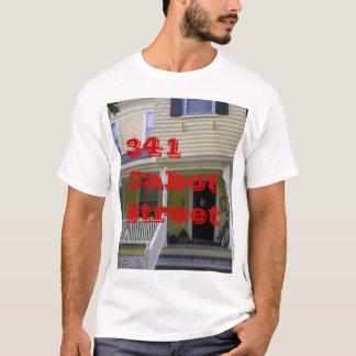 341 Cabotの通り Tシャツ