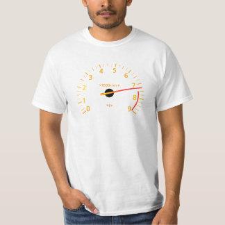 350ZはTシャツを赤線を引いて削除します Tシャツ