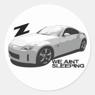 350Z Aintの睡眠 ラウンドシール