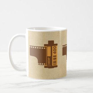 35mmのフィルムのアナログのデザイン コーヒーマグカップ