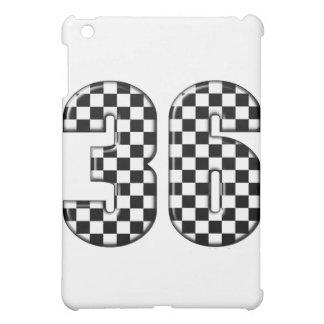 36モータースポーツ数 iPad MINIケース
