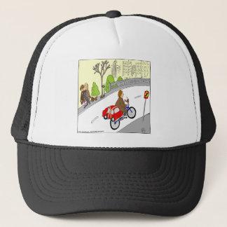 368頭が切れるな車のバイクの棚の漫画 キャップ