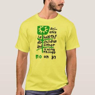 37のいいえ Tシャツ
