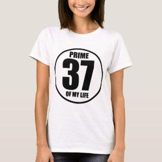 37 -私の生命の全盛 Tシャツ