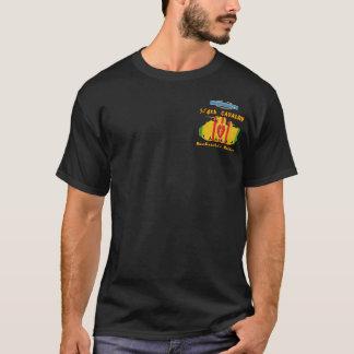 3/4th騎兵隊のカンボジアの侵入のワイシャツ tシャツ