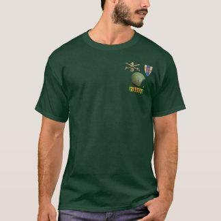 3/4th騎兵隊M48A3 Patton TCのワイシャツ Tシャツ