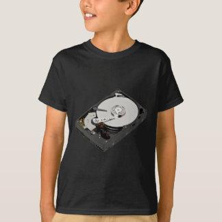 3.5 SATAのハード・ドライブ Tシャツ