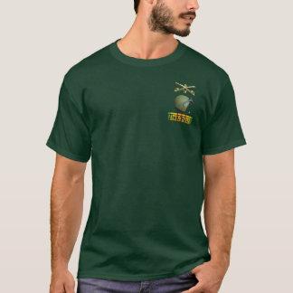 3/5th騎兵隊M48A3 Pattonの運転者のワイシャツ Tシャツ