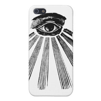3-all-seeing_eye iPhone SE/5/5sケース