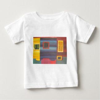 3 Windows ベビーTシャツ